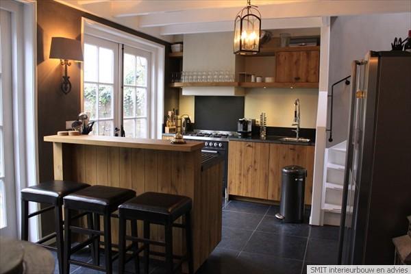 Bar keuken smalle - Kleine keuken met bar ...