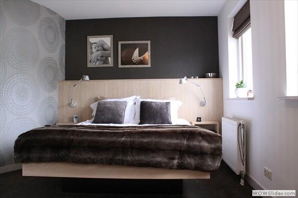 Achterwand Voor Slaapkamer : Slaapkamer1